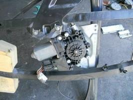 Driver Power Window Motor Front Model VIN D 8th Digit Fits 96-02 AUDI A4 439215 - $77.22