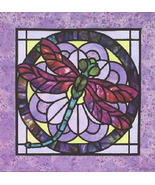 Stain Glass Dragonfly Cross Stitch Pattern***LOOK*** - $4.95