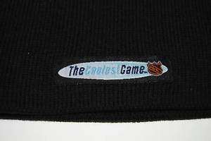 DALLAS STARS NHL LICENSED BLACK KNIT CAP/BEANIE
