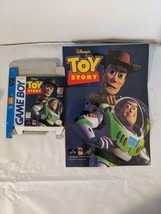 Disney Toy Story Nintendo Game Boy - Box and Poster Only - $12.19