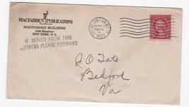 MACFADDEN PUBLICATIONS GRAND CENTRAL STA. NEW YORK MAY 1929  - $1.98