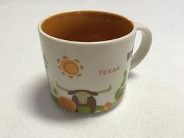 Starbucks Texas You Are Here Coffee Tea Mug Cup 14oz 2015 Collector - $19.99