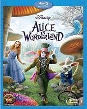 Disney Alice in Wonderland (2-Disc Blu-ray/DVD Combo)