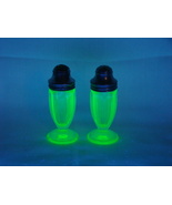 Anchor HockingVaseline Green Colonial Shaker Set - $39.99