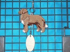 Nova Scotia Duck Tolling Retriever dog crate tag or hang anywhere, NSDTR... - $20.00