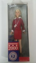 Republican National Convention Barbie Delegate Gift 2000 Philadelphia Blonde New - $96.99