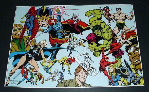 Marvel1978poster defenders