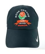 Nike DriFit Rose Parade 125th Honda Hat Cap Official Tour Pasadena Black - $39.59