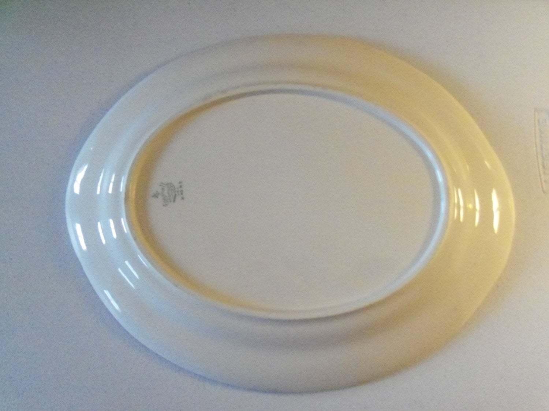 Homer Laughlin Pattern HLC3917 Large Oval Serving Platter