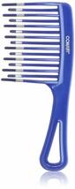 Conair Detanling Comb, Style & Detangle ASST Colors #14415Z Pack of 2 - $8.90