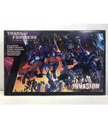 Transformers Timelines Invasion Botcon 2012 *BOX ONLY* - Hasbro - $62.89