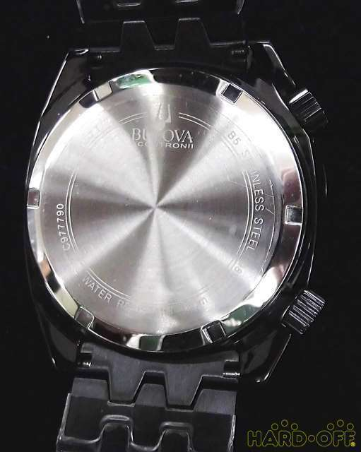 Bulova Accutron Ii 98B219 Quartz Analog Watch image 5