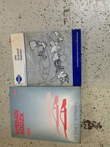 1994 Nissan 300ZX Servizio Riparazione Negozio Manuale OEM Set W Tecnico... - $256.17