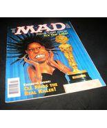 344 April 1996 MAD Magazine VERY GOOD Whoopi Goldberg Alfred E Neuman Co... - $11.99
