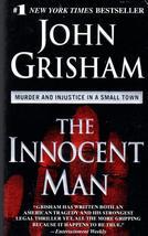 The Innocent Man By John Grisham - $4.95