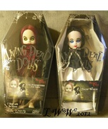 Living Dead Dolls Scary Tales Set Vol 4 Snow White Evil Stepmother The Q... - $69.99