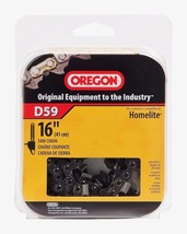 """OREGON 16"""" Replacement D59 Link C-Loop Saw Chain For Homelite & Sears FREE SHIP! - $20.99"""