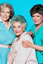 The Golden Girls Beatrice Arthur Betty White Rue McLanahan 18x24 Poster - $23.99