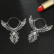 Thunderbird Drop Earrings - $14.99