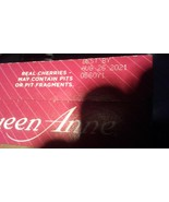 WORLD'S FINEST QUEEN ANNE CORDIAL CHERRIES  MILD Chocolate (2) Boxes AU... - $13.09