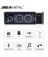 SEAMETAL® Car MP3 Player 12V FM Bluetooth Radio Audio Music Dual USB Cha... - $33.39