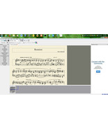 MuseScore Music Composition & Notation Software Compare to Sibelius, Finale - $5.95