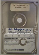 10.2GB 5400RPM ATA-66 3.5IN IDE MAXTOR 91024U2 Free USA Ship Our Drives Work