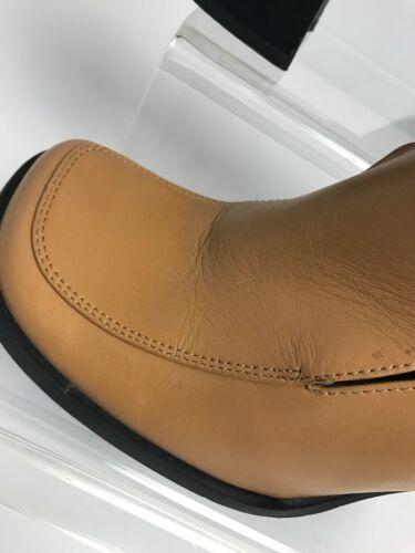 NINE WEST Women's Tan Block Heel Shoes Size 8