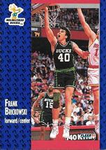 Frank Brickowski ~ 1991-92 Fleer #113 ~ Bucks - $0.05