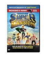 SuperMansion Season 1 DVD Bryan Cranston Keegan-Michael Key Super Mansio... - $29.69