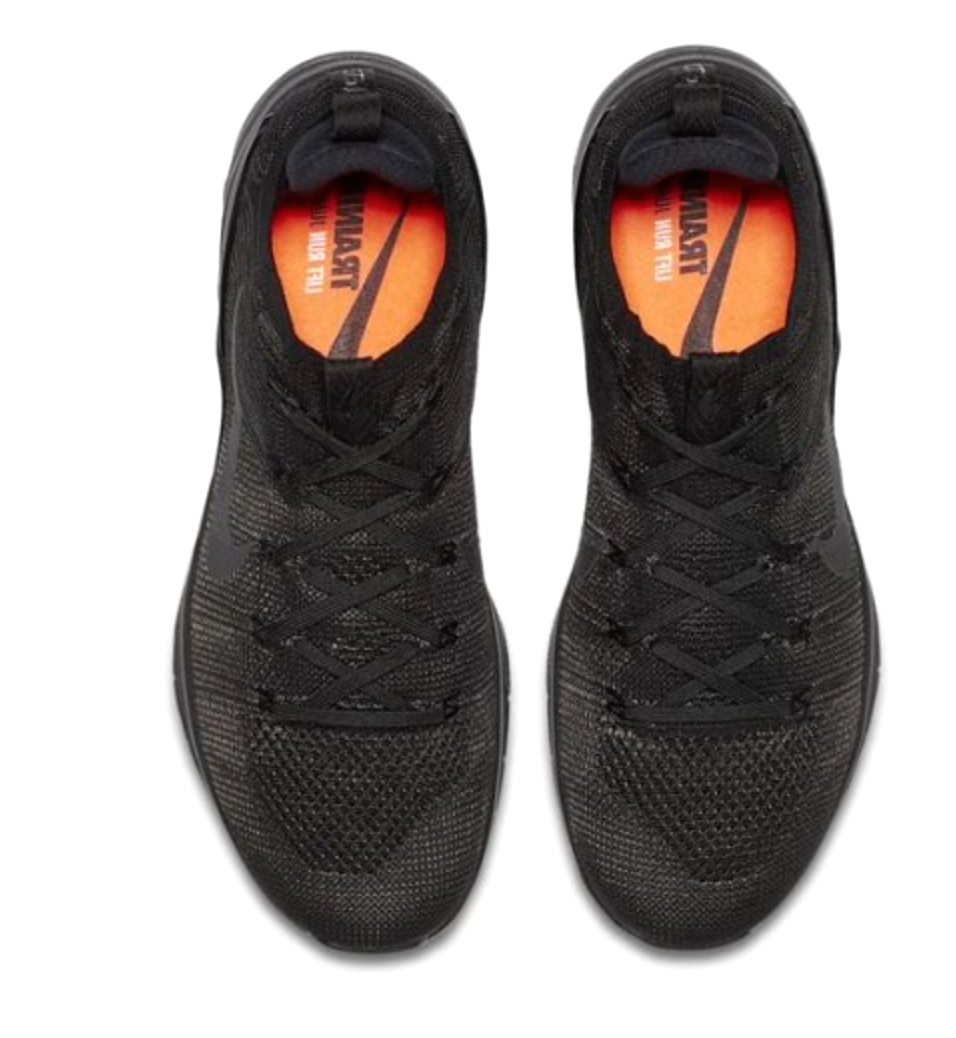 Nike Metcon DSX Flyknit 2 Triple Black Crossfit Training Shoes 924423-004 image 4