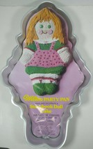 """Wilton Storybook Doll Cake Pan 16 1/2"""" Raggedy Ann Gingerbread Instructions - $7.99"""