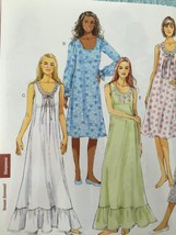Butterick Sewing Pattern 5792 Misses/Ladies Top Gown Pants Size L-XXL New - $16.76