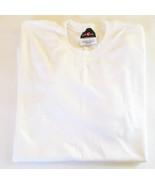 Tee Shirt Short Sleeve White Large 14-16 New Child - $3.65