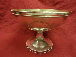 Sterling Silver Ivy Centerpiece Bowl by Whiting - $895.00