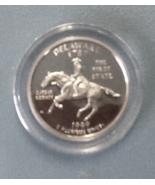 1999 S DELAWARE SILVER State Qtr Gem Cameo Prf - Low Mintage Slvr 1st Ye... - $59.00