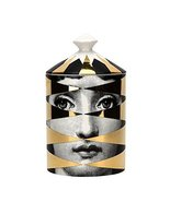 Fornasetti Losanghe (Gold) Candle 3-168 CAN300LO - $175.70