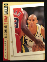 1996-97 Upper Deck Collector's Choice Michael Jordan #365 Basketball Card - $3.75