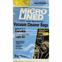 DVC Eureka Style EX Micro Allergen Vacuum Cleaner Bags Made in USA [ 15 ... - $18.76