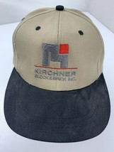 Kirchner Block & Brick Adjustable Adult Cap Hat - $12.86