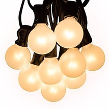 Hometown Evolution, Inc. White Pearl Outdoor Patio Globe String Lights 5... - $47.24