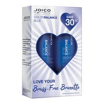 **NEW** Joico Color Balance Blue Shampoo Conditioner Liter Duo 33.8 oz - $36.62