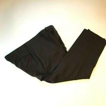 Boss by Hugo Boss Dress Pants Trousers 42 R 29 Inseam Brown Wool Straigh... - $27.12