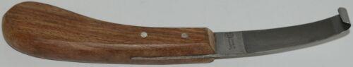 APE Hoof Knife Left Hand Regular Blade Farrier Horse Blacksmith Tools