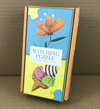 Mudpuppy Matching Word & Picture Puzzle - 20 Images & Words To Match - $8.76