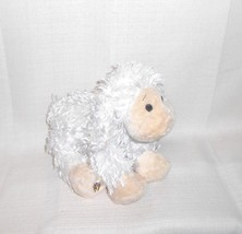 Ganz Lamb Sheep Webkinz 4 inch Stuffed Animal Plush Toy White Tan NO CODE - $8.88