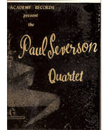 Paul Severson jazz trombone LP Kenny Soderblom Chicago - $122.25