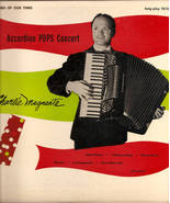 "Charles Magnante Accordion 10"" LP Cook Laboratories - $47.49"
