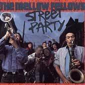 Street Party Mellow Fellows CD Chicago blues Alligator