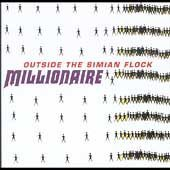 Outside the Simian Flock Millionaire CD Belgian indie